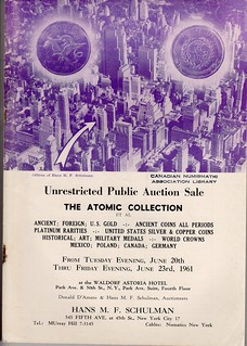 Schulman 1961-06 sale cover
