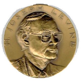 Joe Levine TAMS Medal