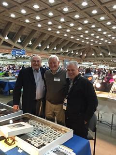 Joe Levine, Charlie Wallace and Neil Musante Baltimore November 2015