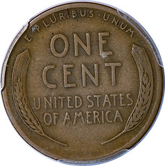 1914-D Lincoln Cent reverse
