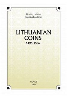 Lithuanian Coins 1495-1536 book cover