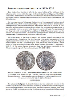 Lithuanian Coins p7
