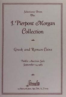1983 Stacks JP Morgan sale cover