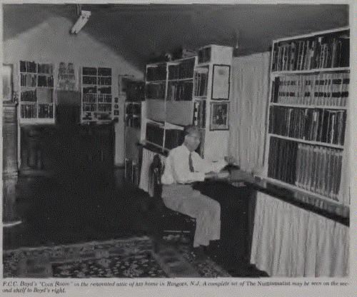 F.C.C. Boyd's Coin Room