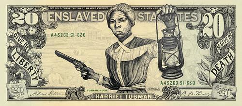 Tubman20 enslaved states note