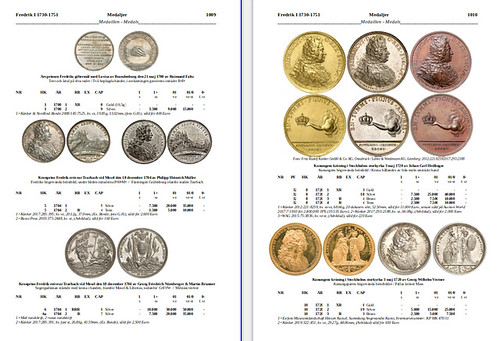 COINS FROM SWEDEN 995-2022 p1009-1010