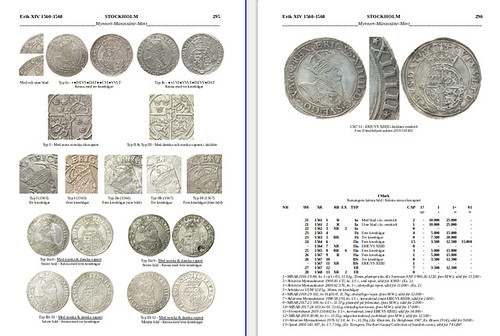 COINS FROM SWEDEN 995-2022 p295-6