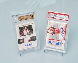 LeBron James cards