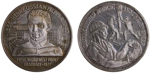 ANCS Henry Ossian Flipper medal