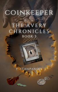 Coinkeeper Book 3 cover