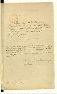Register of missing coins and gold medals in theft of 1831