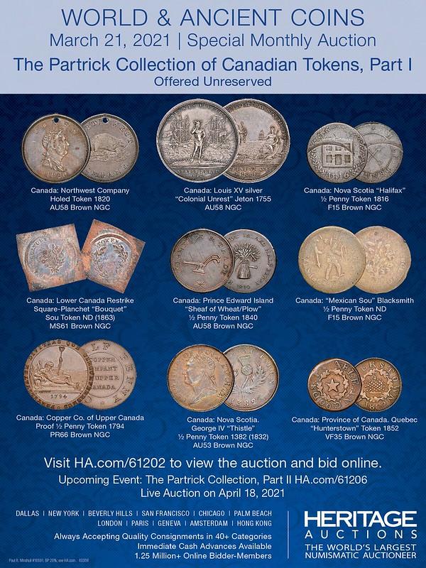 Heritage E-Sylum ad 2021-03-07