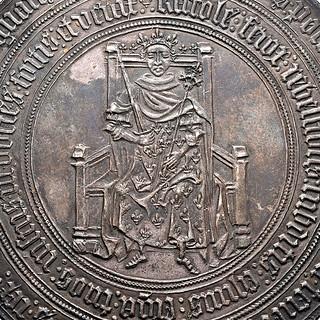 1455 Calaisienne Medal of Charles VII