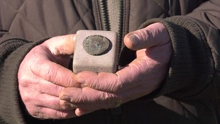 Roman Coin Found in Vancouver