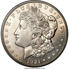 1921-S Morgan Dollar, SP64_Heritage_Autions_1