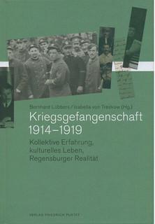 Kriegsgefangenschaft-1914-1919 book cover