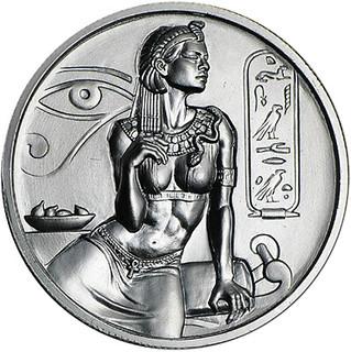 Heidi Wastweet cleopatra medal