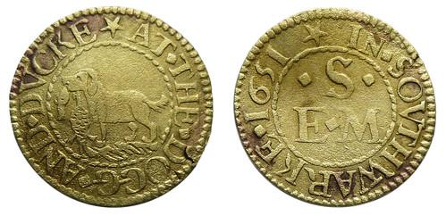 1651 The Dogg and Ducke token