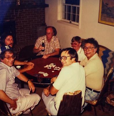 PANDA Bill Rosenblum, David Lisot, David Donald, Dave Koble, Larry Lisot, Victor England, Hal Greimann