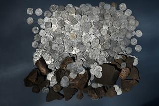 Markstetten Coin Hoard