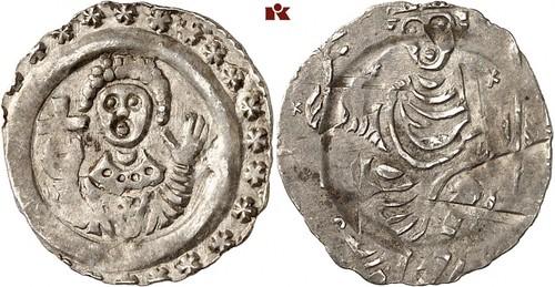 Pfennig around 1226-7. Emmerig 207