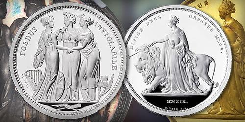 Royal Mint's Classical Design Tributes