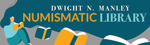 ANA Dwight N. Manley Numismatic Library banner