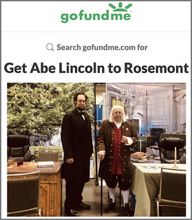 Get Abe and Ben to Rosemont