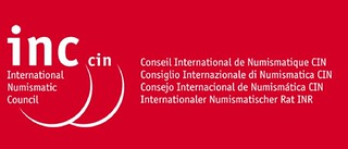 International Numismatic Council logo
