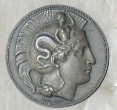 Minerva medal