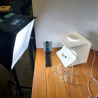 ANS eBay photography setup