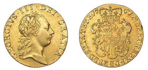 Lot 396 - George III 1