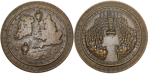 Cromwell movie medal