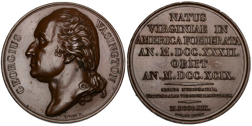 George Washington bronze Medal