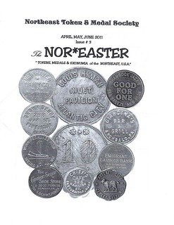 Noreaster issue 3 cover