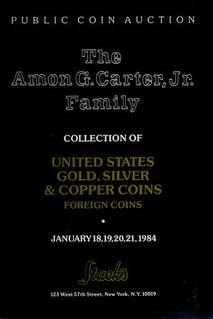 Stacks 1984 Amon Carter Jr. sale catalog cover