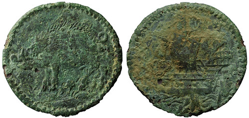 SOVR sale 3 lot 234  Bermudan 'Hogge' coin found in Kent