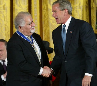 Vartan Gregorian Presidential Medal of Freedom