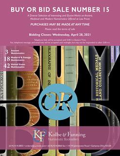 K-F Buy of Bid Sale 15 cover