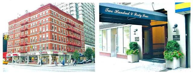 JNT Levick residence 244 E 86th St NYC