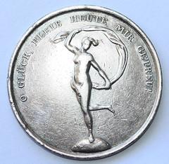 Fortuna Medal obverse