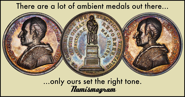 E-Sylum Numismagram ad43 right tone