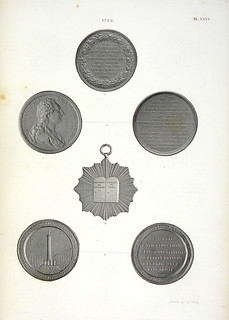 K-F sale 160 Lot 257 Trésor de numismatique et de glyptique plate