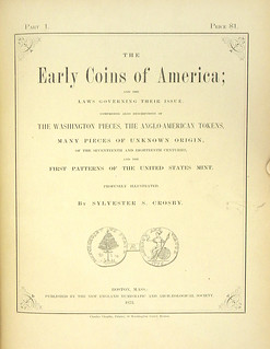 K-F sale 160 Lot 370 Crosby's Early Coins of America