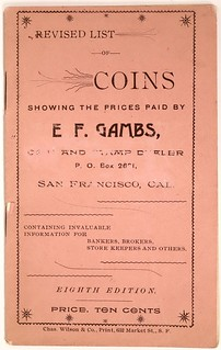 E. F. Gambs Buying Guide