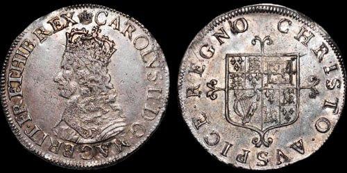 Charles II shilling example4