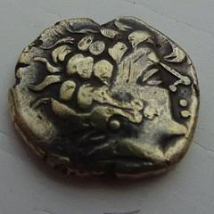 Aulerci Cenomani gold stater