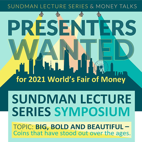 2021 Sundman Lecture speakers wanted