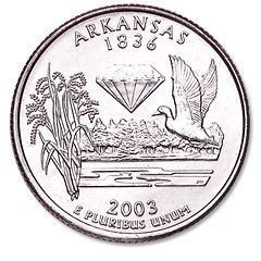 2003 Arkansas State Quarter