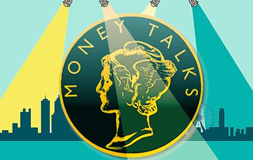 2021 Money Talks logo